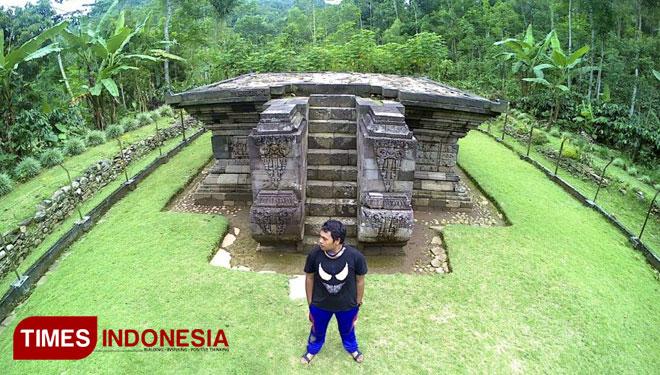Candi Kedaton Jejak Kerajaan Majapahit Probolinggo Times Indonesia Kecamatan Tiris