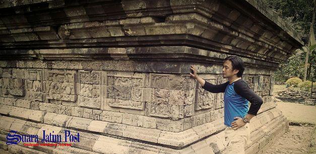 Candi Kedaton Situs Sejarah Menggugah Probolinggo Suara Kondisi Kab