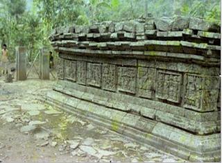 Pemecutan Bedulu Majapahit Candi Kedaton Antara Sejumlah Situs Trowulan Mojokerto