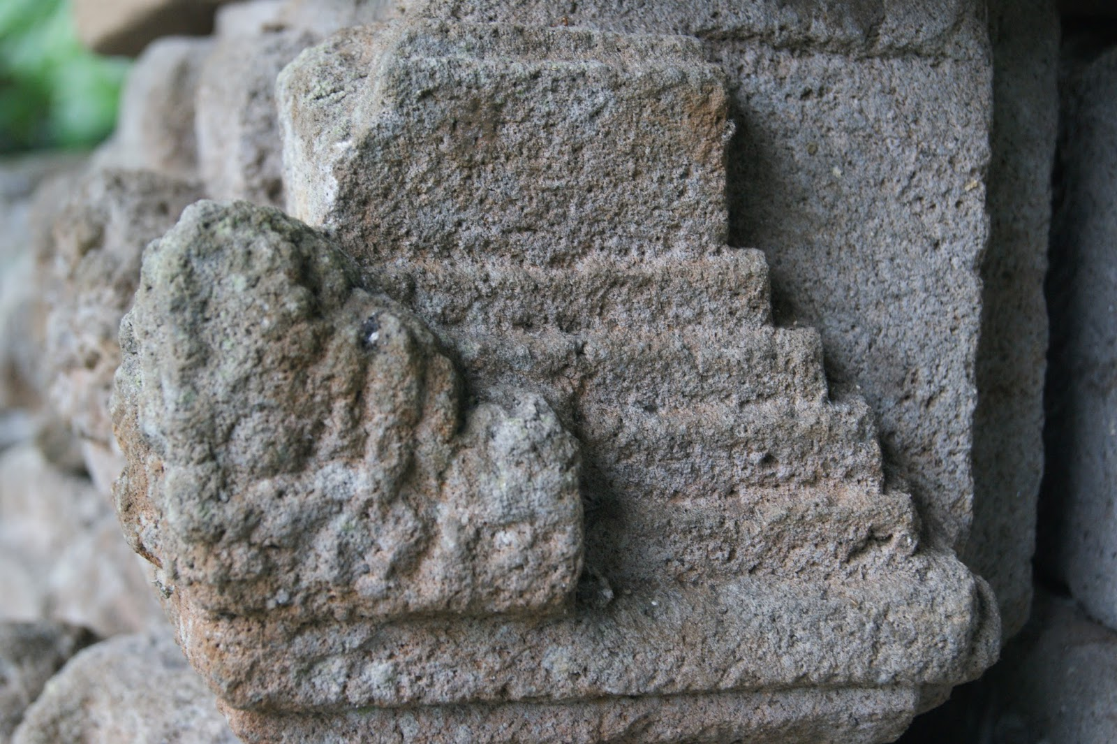 Pesona Candi Kedaton Sebuah Peradaban Abad 14 Berita Bondowoso Mempunyai