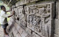 Pesona Nusantara Jejak Majapahit Argopuro Majalah Arkeologi Kompas Bahana Patria