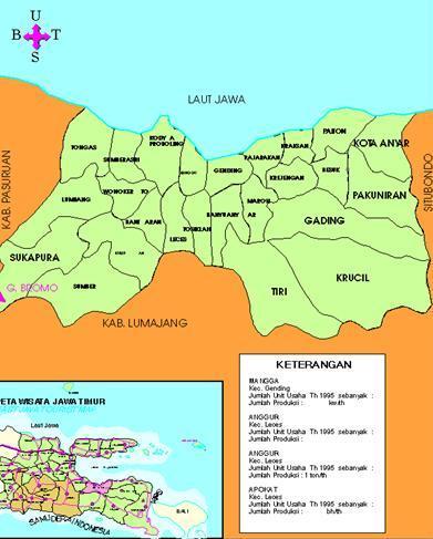 Asal Ngeblog Kabupaten Probolinggo Salah Satu Provinsi Jawa Timur Indonesia