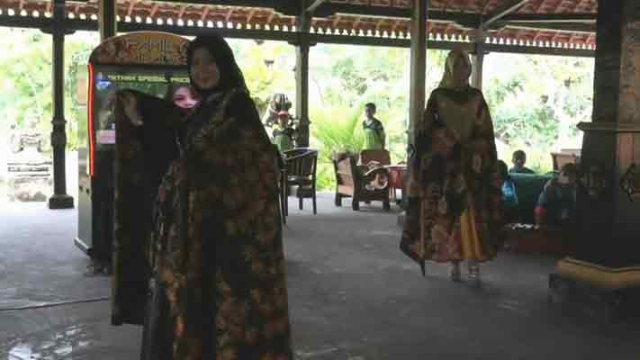 Batik Dewi Rengganis Legenda Putri Lereng Gunung Argopuro Menjadi Ikon