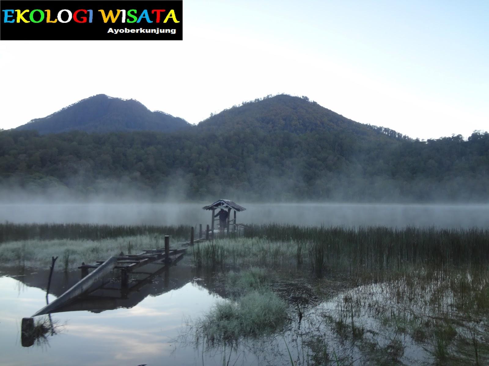 Ekologi Wisata Danau Taman Hidup Gunung Argopuro Argopura 3 088