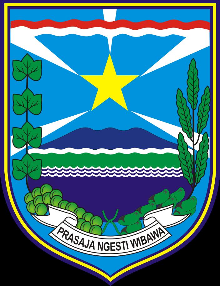 Logo Kabupaten Probolinggo Kumpulan Lambang Indonesia Gunung Argopuro Kab