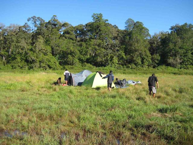 Misteri Danau Taman Hidup Argopuro Probolinggo Camping Gunung Kab