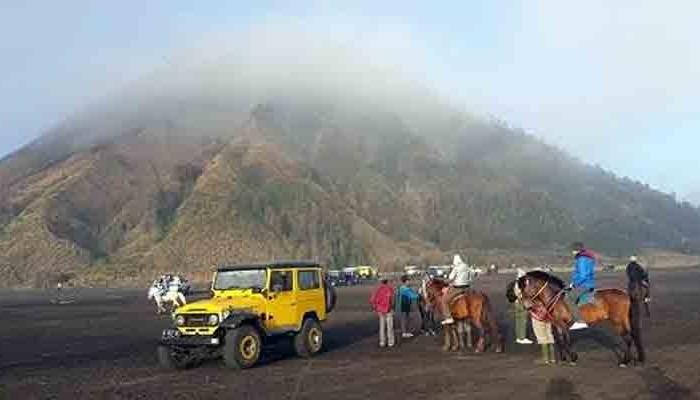 Mudik Probolinggo Pastikan Naik Gunung Bromo Poskota News Keistimewaan Ist