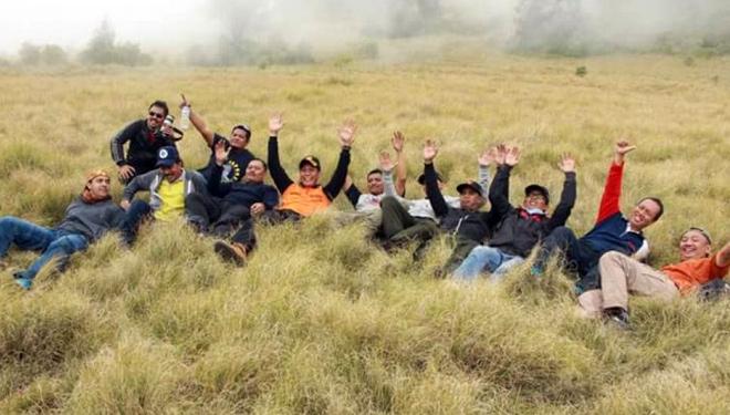 Probolinggo Situbondo Rebutan Savana Cikasur Gunung Argopuro Kab