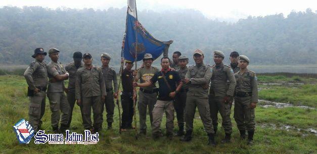 Sambut Harjakabpro 272 Satpol Pp Probolinggo Kibarkan Bendera Berita Terkini