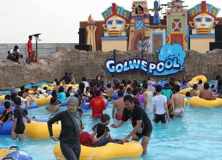 23 Wahana Transera Waterpark Bekasi Seru Tempat Wisata Waterbom Kolam