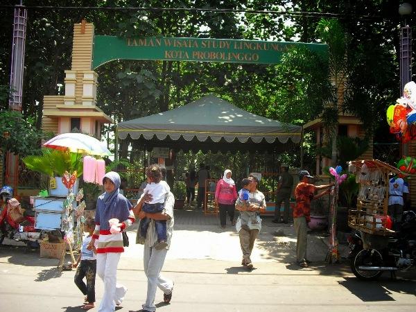 36 Tempat Wisata Probolinggo Hits Terbaru Wajib Taman Studi Lingkungan