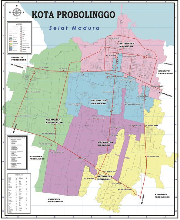 Eriyand Shohihul Islam Blog Archive Kota Probolinggo Nama Daerah Jawa