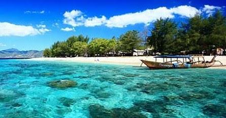 Pulau Gili Ketapang Probolinggo Kolam Renang Tra Taman Rekreasi Anak