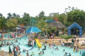 Water Park Kabupaten Lumajang Pusaka Jawatimuran Obyek Wisata Dilengkapi Berbagai