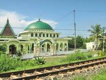 Blog Probolinggo Lingkungan Hidup Masjid Tiban Babussalam Raudlhatul Jannah Masjidagung