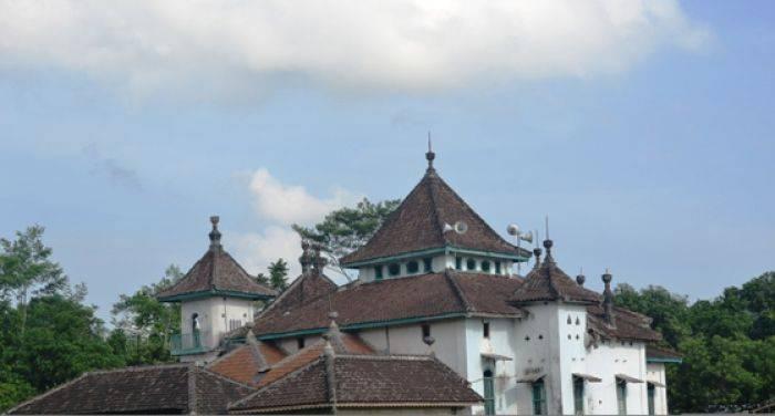 Masjid Baitur Rahman Jadi Pondok Pesantren Bangsa Online Tiban Babbusalam