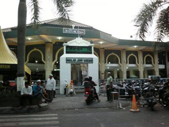 Masjid Jami Gresik Berdiri Sejak Zaman Syech Maulana Malik Ibrahim