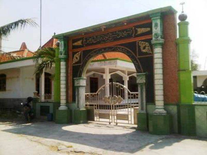Masjid Pesucinan Leran Pertama Tanah Jawa Bangsa Online Tiban Babbusalam