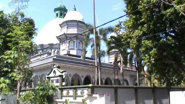 Masjid Tiban Babussalam Probolinggo Berdiri Sejak 1600 Melihat Dekat Pasuruan