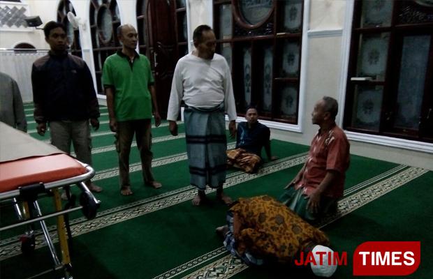 Merinding Video Detik Meninggalnya Kakek Miftah Arifin Meninggal Sujudnya Masjid