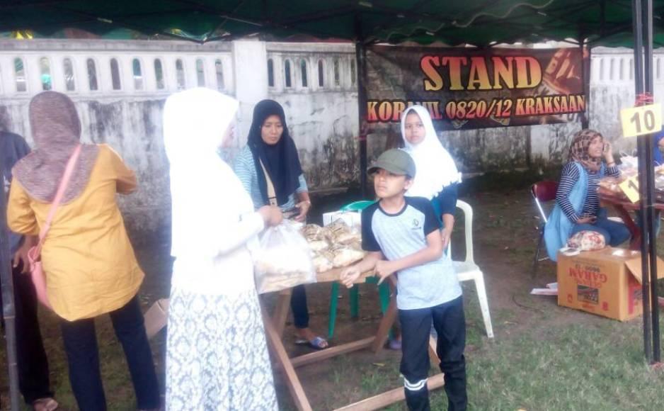 Probolinggo Laman 4 Tegas Kodim 0820 Gelar Pasar Murah Masjid