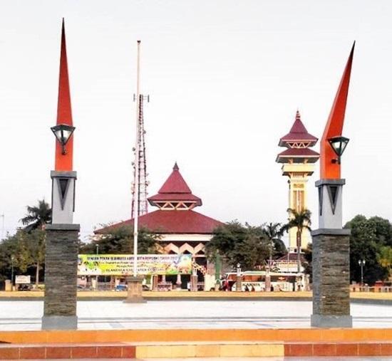 Singgah Masjid Agung Rembang Arah Alun Foto Ig Tiban Babbusalam