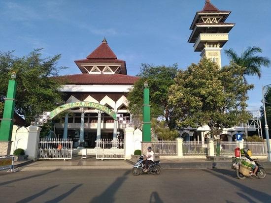 Singgah Masjid Agung Rembang Foto Ig Rosaputrie Tiban Babbusalam Kab