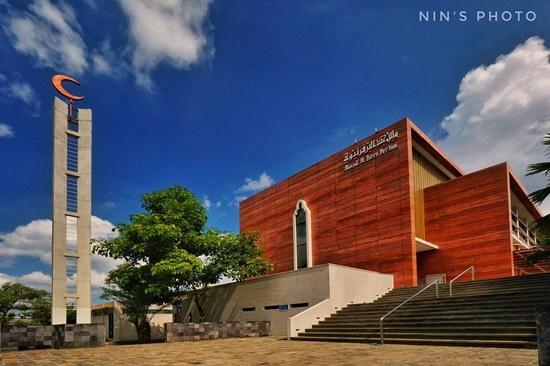 Singgah Masjid Al Birru Pertiwi Bojonegoro Tiban Babbusalam Kab Probolinggo