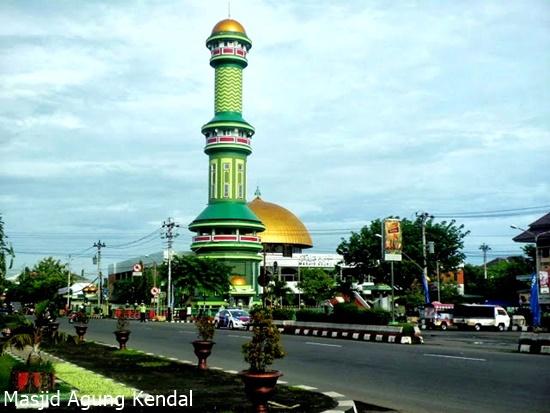 Singgah Masjid January 2018 Agung Kendal Tiban Babbusalam Kab Probolinggo