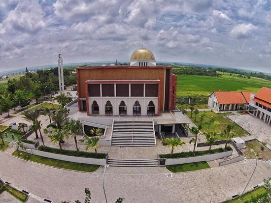 Singgah Masjid January 2018 Komplek Al Birru Pertiwi Foto Akun