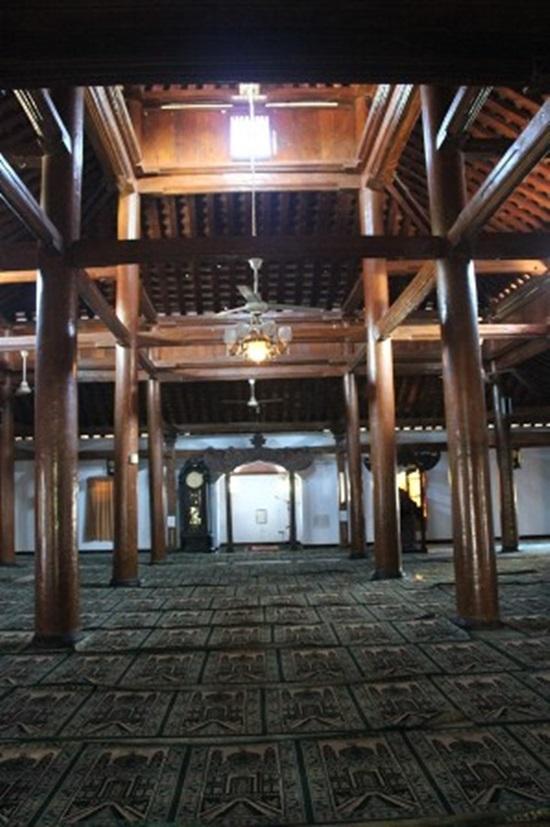 Singgah Masjid Tegalsari Cikal Bakal Islam Ponorogo Interior Bangunan Utama