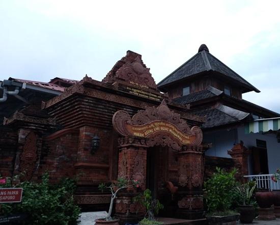 Singgah Masjid Tegalsari Cikal Bakal Islam Ponorogo Tiban Babbusalam Kab