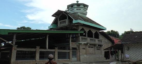 Singgah Masjid Tiban Gedongmulyo Lasem Babbusalam Kab Probolinggo