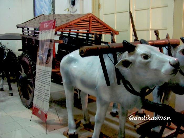 Museum Probolinggo Wahana Pengenalan Sejarah Kota Ruangan Berikutnya Lebih Ditampilkan