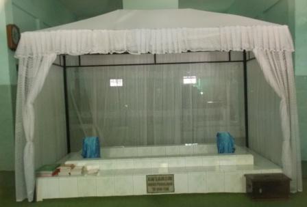 Sejarah Singkat Museum Kota Probolinggo Gambar Makam Jayalelana Musium Dr