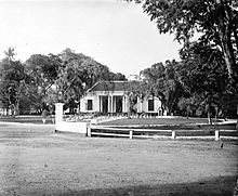 Kota Probolinggo Wikipedia Bahasa Indonesia Ensiklopedia Bebas Kediaman Residen Hindia