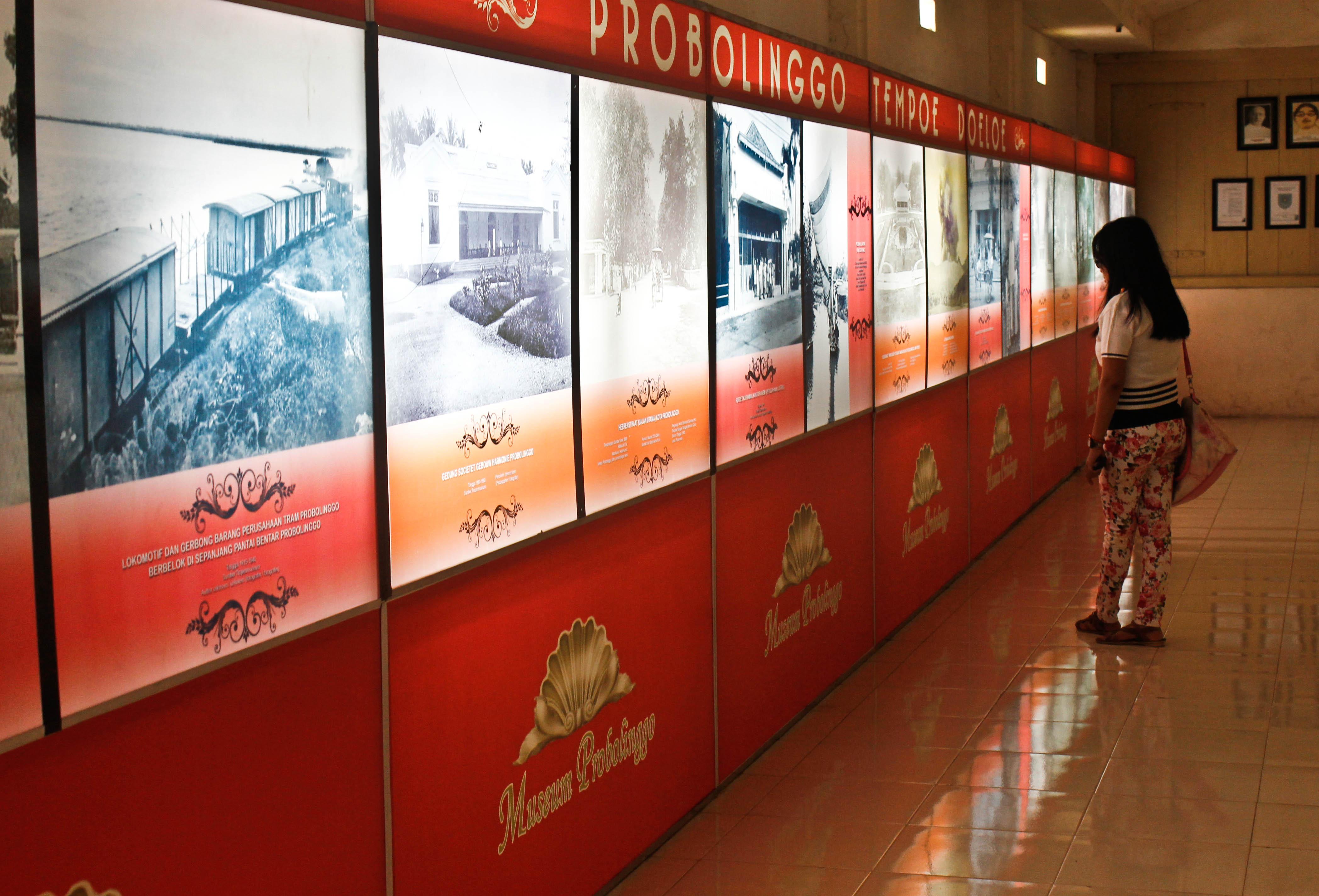 Museum Kota Probolinggo Monochromatic Conservative Rebel Gambar Suasana Tempo Dulu