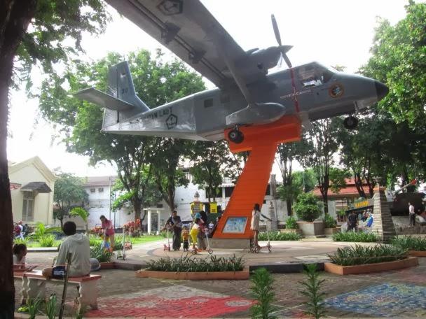 Pelataran Museum Kota Probolinggo Jpg Terbuka Bagi Umum Setiap Harinya