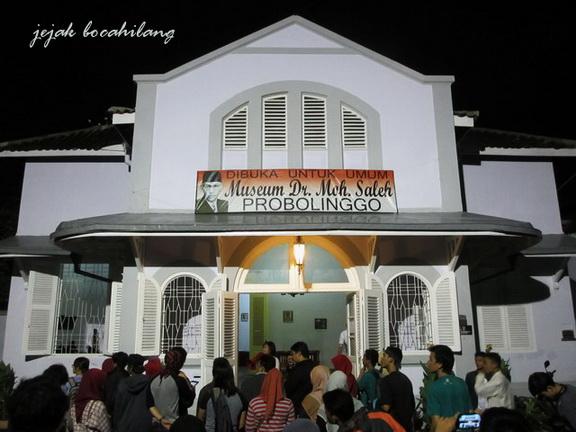 Probolinggo Punya Cerita Jejak Bocahilang Museum Dr Moh Saleh Musium