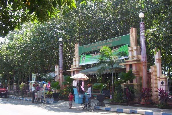 Visit Probolinggo Tempat Wisata Taman Study Lingkungan Hidup Twsl Musium