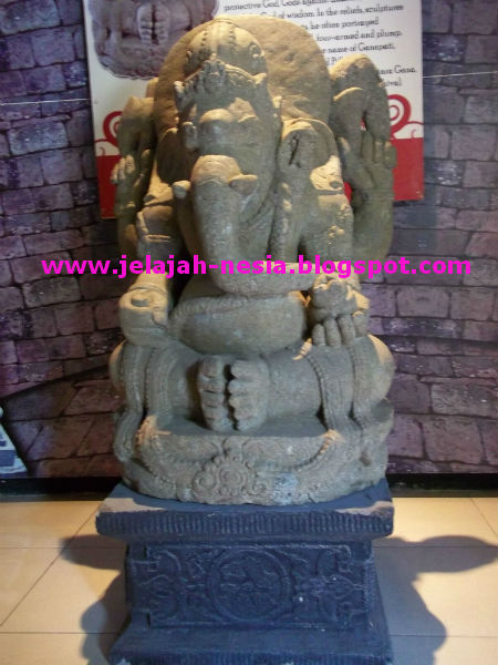Www Jelajah Nesia Blogspot Arca Kuno Museum Probolinggo Kota Memiliki