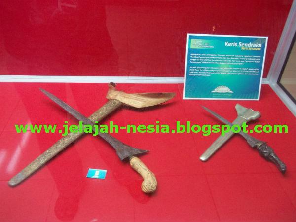 Www Jelajah Nesia Blogspot Keris Tombak Kuno Museum Salah Satu