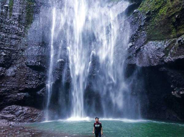 10 Tempat Wisata Indah Probolinggo Instagramable Banget Air Terjun Madakaripura