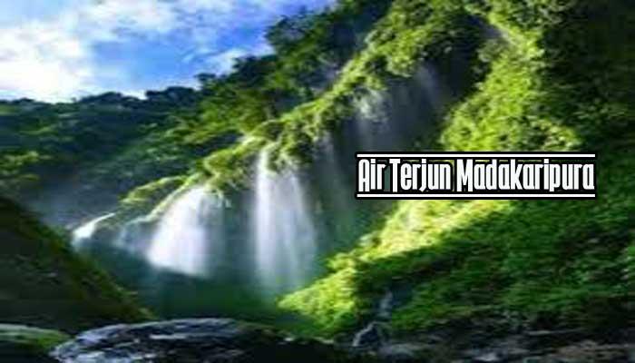 10 Tempat Wisata Menarik Kabupaten Probolinggo Alam Air Terjun Madakaripura