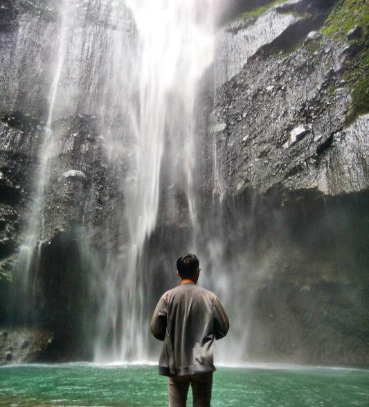 31 Tempat Wisata Probolinggo Ngetop Curug Madakaripura Taman Hutan Kab
