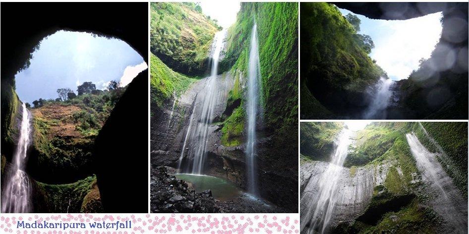 Air Terjun Madakaripura Kaskus Taman Hutan Kab Probolinggo