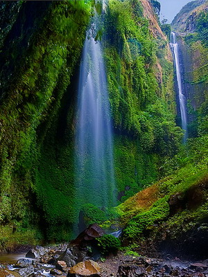 Air Terjun Madakaripura Keindahan Alam Berbalut Suasana Mistis 1 Taman