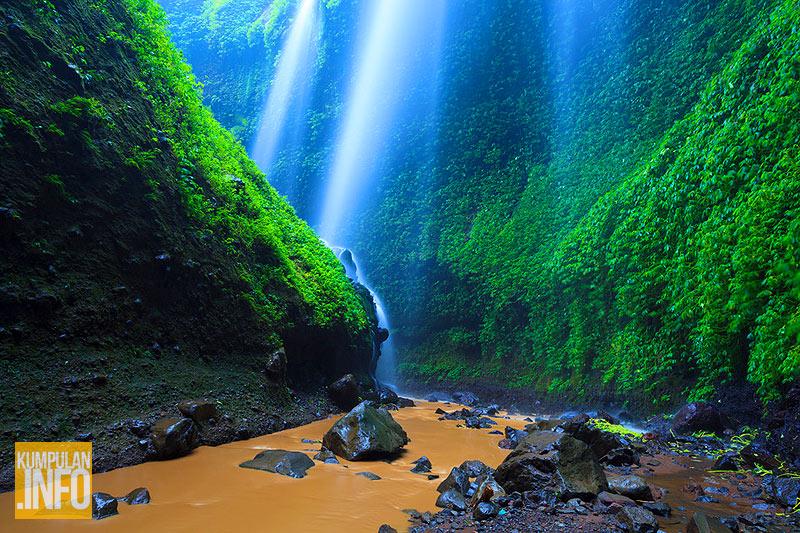 Air Terjun Madakaripura Taman Hutan Kab Probolinggo