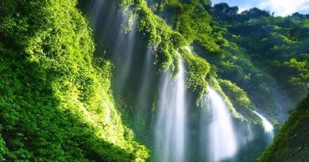 Berkunjung Air Terjun Madakaripura Desa Sapih Kec Lumbang Kab Probolinggo