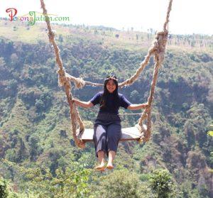 Probolinggo Pesona Jatim Madakaripura Forest Park Wisata Alternatif Cocok Buat